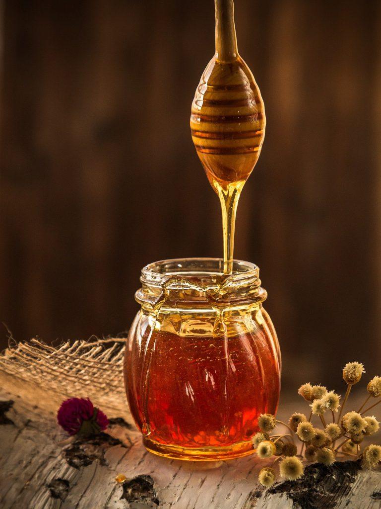 Honigglas